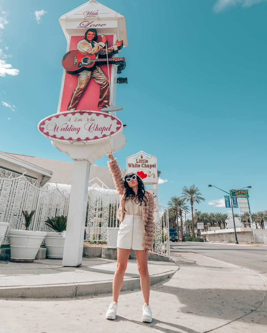 The Best Instagram Spots in Las Vegas - FashionTravelRepeat