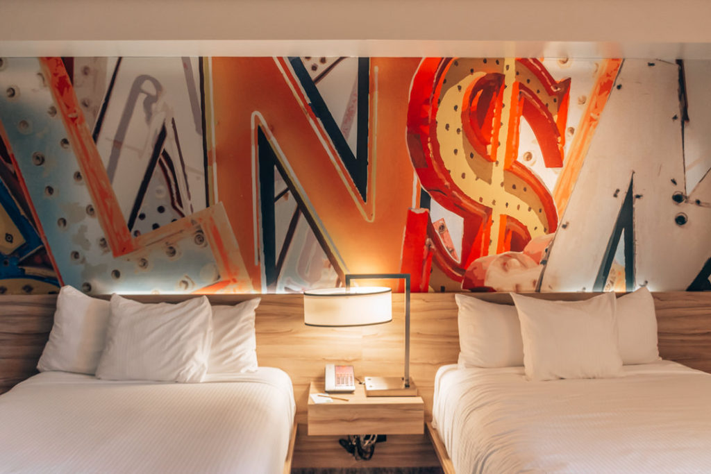 The Linq The Most Instagrammable Hotel In Las Vegas